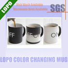11oz Sublimation Color Change Mug-On off color