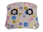 2012 hottest ACRYLIC laptop cooling pad with two fans