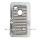 Mobile Phone Back Case with Diamond for Iphone 4G/4S,accept paypal