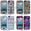 for iphone 5 PVC skin sticker (SZSK-IP189-192)