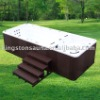 Super luxury design Acrylic Swimming spa/pool(JCS-SS1)