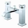 112007 2 Hole Bath Shower(brass faucet,tap,bath tap,bath faucet,bathroom mixer, bathroom faucet,bathroom tap,lavatory,sanitary)