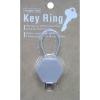 Key Ring Hexagon