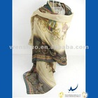New Style Carriage Pattern Scarves Wholesale