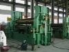 hydraulic plate rolling machine W11S-6X2500