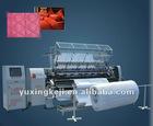 Garment (shuttle quilting) machine