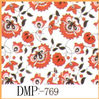 More than 500 patterns floral print canvas fabrics