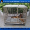 Large,medium,small foldable wire dog cage