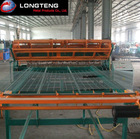 Automatic welded wire mesh machine for making welded mesh panel