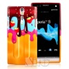Super tpu ice cream case for sony xperia s lt26i