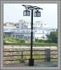 solar address light, solar lawn light