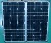120W folding solar panels