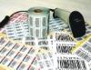 Barcode adhesive label