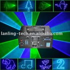 1600mW GBC animation laser projector support SD card