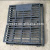EN124 casting ductile iron gully gutter draining grate with frame