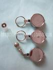 zinc alloy badge reel
