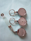 zinc alloy badge reel