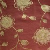 cotton/polyester plain dyed curtain fabric for bedding
