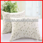 printed vogue rectangle soft sofa cushion cover