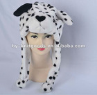 2012 Plush Cute animal hat dog design