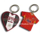 2011 Hot sell Fashionable Silicone Keychain