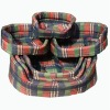 printed cloth dog beds and dog cushions /dog kennels/dog products