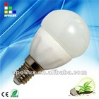 E14 1.5w SMD ceramic light bulb