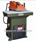 Hydraulic Swing Arm Leather Cutting Machine