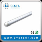 16W LED light T8 tube low heat no UV light radiation