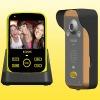 2.4G wireless doorbell camera/wireless doorbell video intercom