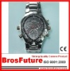 HD DVR Watch camera with waterproof 720P AVI M-JPEG JPG