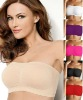 seamfree intimate sport bandeau bra with removeable pad