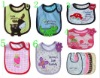 Mixed sales cotton *carter's baby bibs waterproof infant bibs (send by boys' or girls')