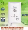 Gas Leakage Detector for home