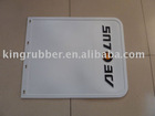 Plastic Mudflap for Car with customer logo