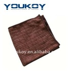 Microfiber cloth in bulk-light weft knitting (MC0010-BR)