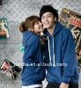 Lovely hoodies clothing for couple
