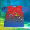 Custom sublimated fashion t-shirt factory