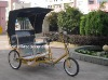 electric Rickshaw with gear