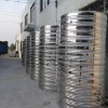 Durable storage water tank for solar heater
