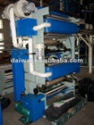 Automatic Flex gravure lamination machine with 600/800/1000mm 2 colors