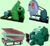 Finely produced Timber chipping machine