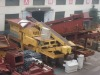 Building Debris Mobile Crusher Plant