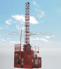 SC200/200 Equipment hoisting