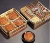 2012Chinese Lotus Seed Paste Mooncake(2 Yolks)