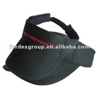 2012 Fashion Summer Cotton Sun Visor Hat with Customized Logo