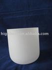 opaque fused silica crucible