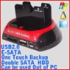SATA/IDE Hdd Docking Station with Card reader
