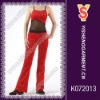 Very suitable dancing suit, breathe freely and elastic, supply to lady with best price