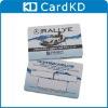 Color PVC prepaid cards printing